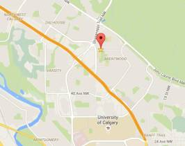 Google Map of NW Chiropractic and Massage